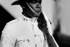 Queen Elizabeth II visits the Bahamas Feb. 20-22, 1975.