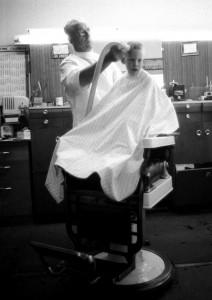 Cape Girardeau Barber Ed Unger