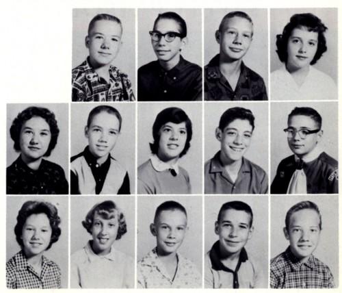 1961 8th Grade Trinity Lutheran School Yearbook B 500x428 Valentines Day Cards from Trinity Lutheran School