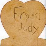 Judy Schrader Valentine card 18 150x148 Valentines Day Cards from Trinity Lutheran School