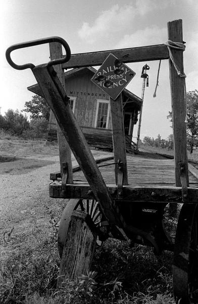 Wittenberg 1966 33 392x600 Missouris Last Train Robbery