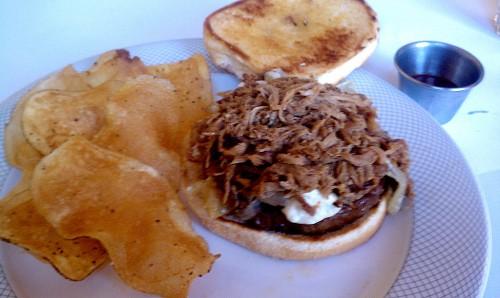 Oink Moo Burger at Daves Modern Tavern 11 16 2012 0026 500x298 Monteagle Pass Surprises