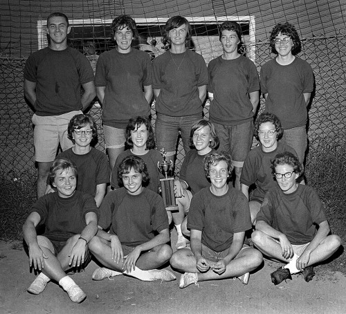Softball c 1965