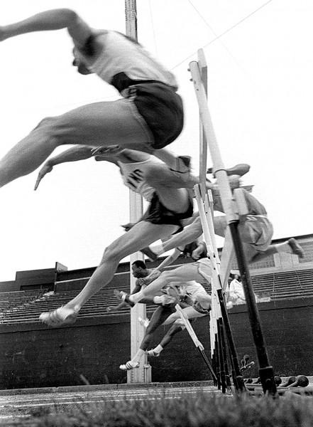 SEMO track c 1964-1967