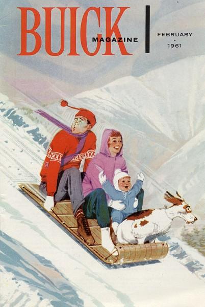 February 1961 Buick Magazine