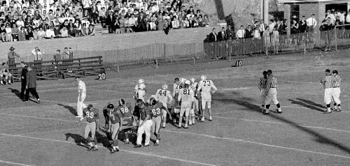 SEMO Football c 1964