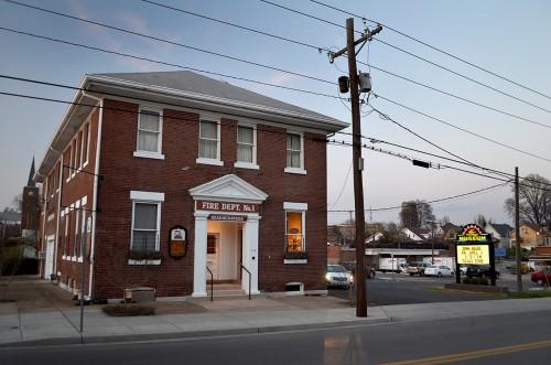 Cape River Heritage Museum 04-11-2014