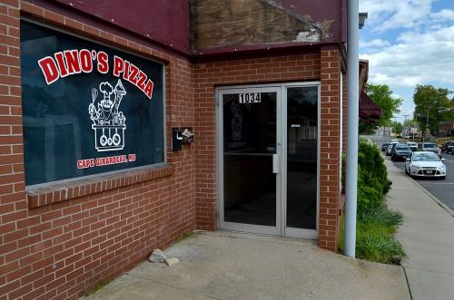 Dino's Pizza 05-02-2014