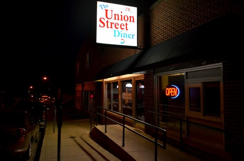 Union Street Diner 05-10-2014