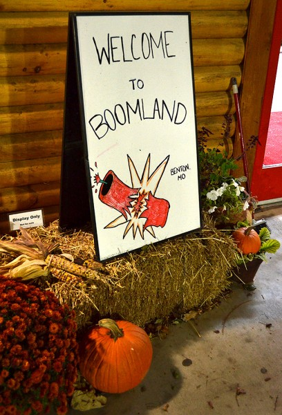 Benton Boomland 10-31-2014