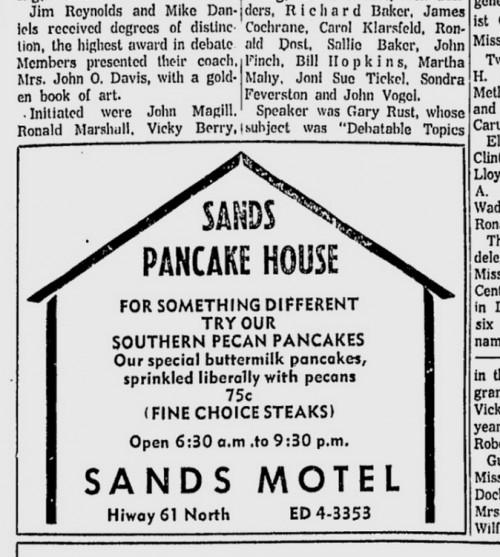 1963-05-31 Pancake House ad