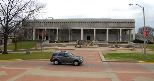 SEMO's Kent Library 03-16-2010