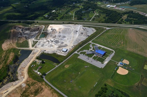 Aerials - Fruitland - Jackson 08-13-2014