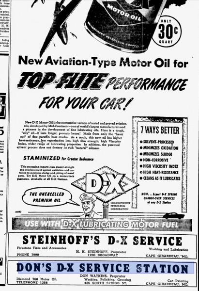 1946-03-19 Missourian clip