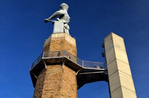 Birmingham's Vulcan Statue 01-16-2016