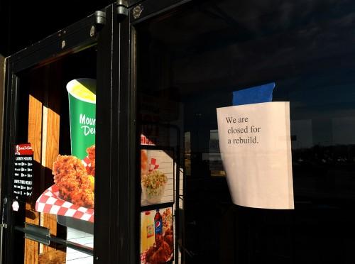 Closed KFC 02-11-2016