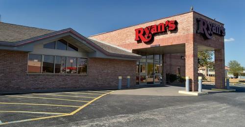 Ryan's Restaurant 04-15-2016